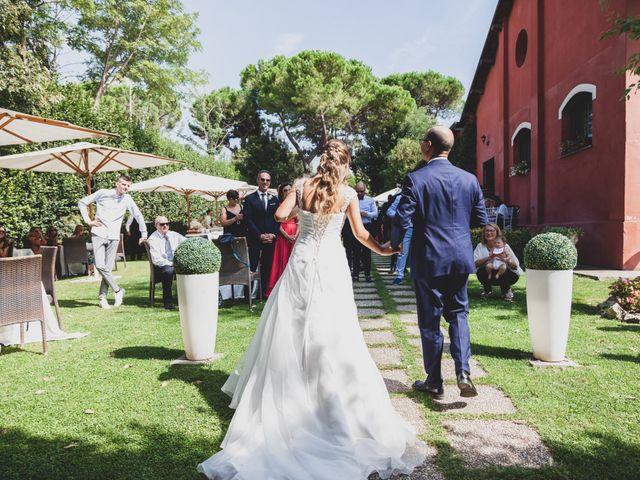 Il matrimonio di Ambrogio e Michela a Roma, Roma 33