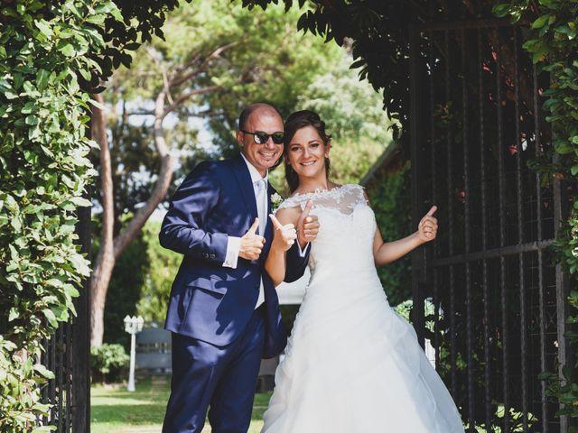 Il matrimonio di Ambrogio e Michela a Roma, Roma 34