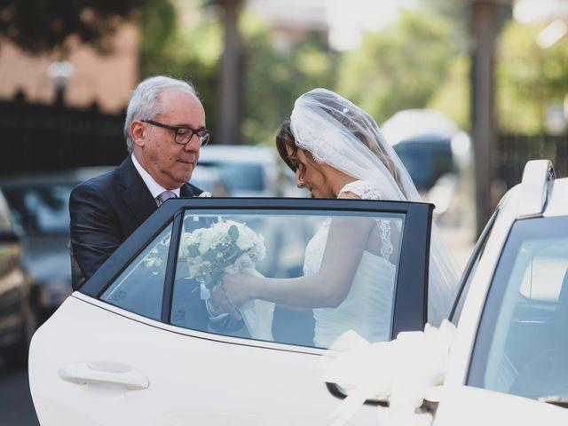Il matrimonio di Ambrogio e Michela a Roma, Roma 45
