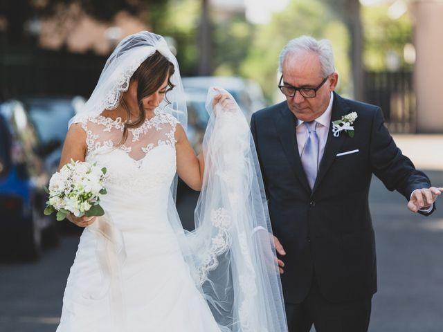 Il matrimonio di Ambrogio e Michela a Roma, Roma 46
