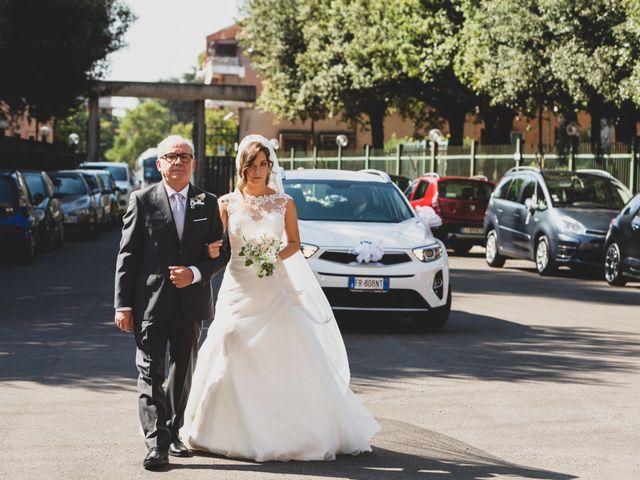 Il matrimonio di Ambrogio e Michela a Roma, Roma 47