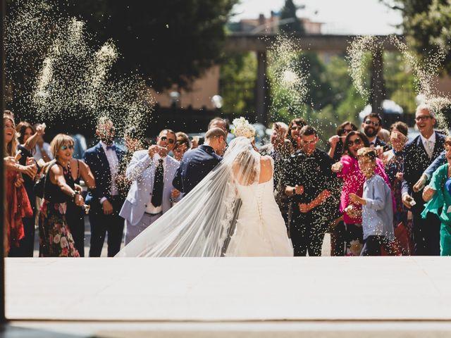 Il matrimonio di Ambrogio e Michela a Roma, Roma 50