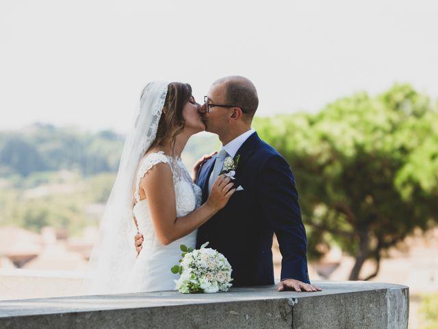 Il matrimonio di Ambrogio e Michela a Roma, Roma 51