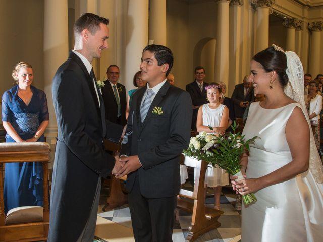 Il matrimonio di Joseph e Pilar a Roma, Roma 12