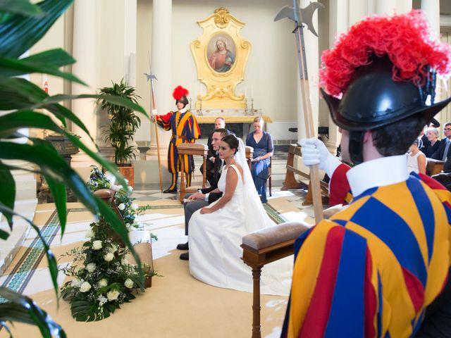 Il matrimonio di Joseph e Pilar a Roma, Roma 14