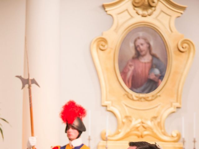 Il matrimonio di Joseph e Pilar a Roma, Roma 17