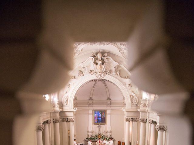 Il matrimonio di Joseph e Pilar a Roma, Roma 1