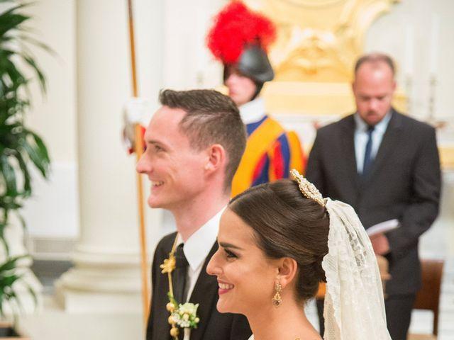 Il matrimonio di Joseph e Pilar a Roma, Roma 19
