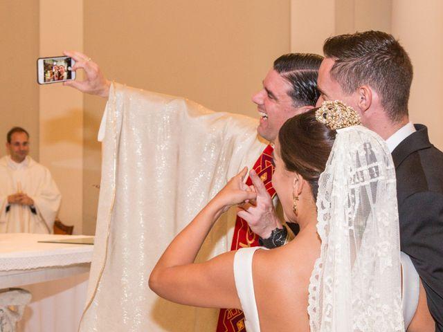 Il matrimonio di Joseph e Pilar a Roma, Roma 23