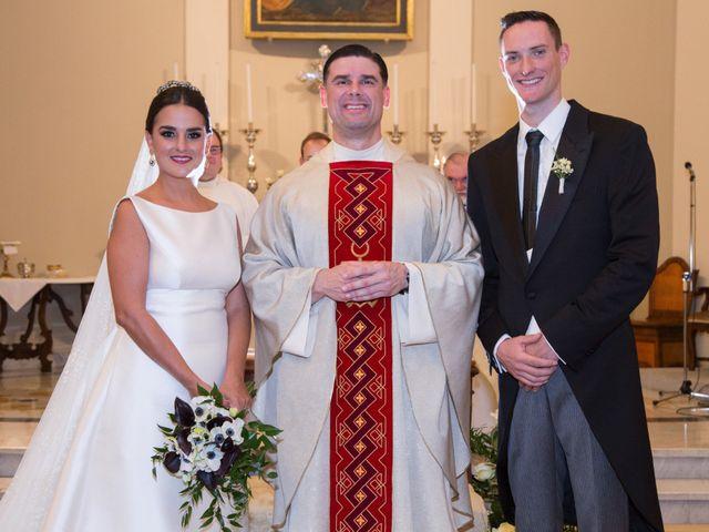 Il matrimonio di Joseph e Pilar a Roma, Roma 24