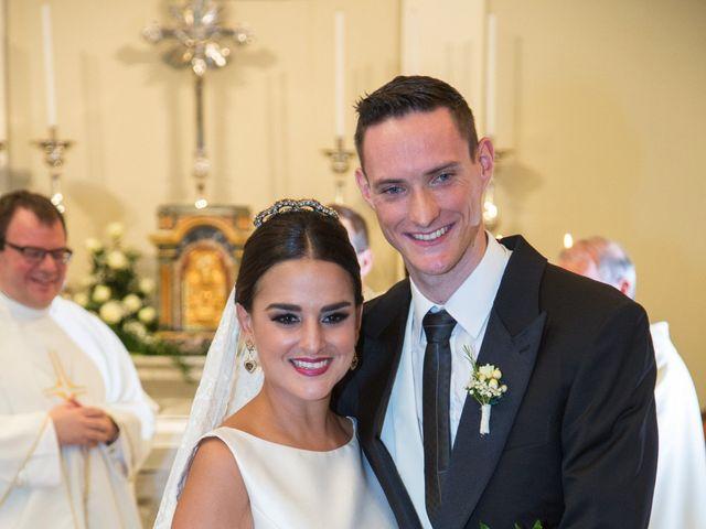Il matrimonio di Joseph e Pilar a Roma, Roma 25