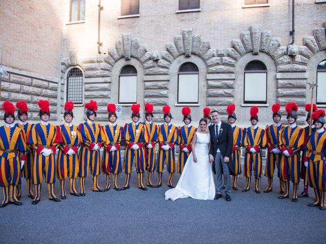 Il matrimonio di Joseph e Pilar a Roma, Roma 27