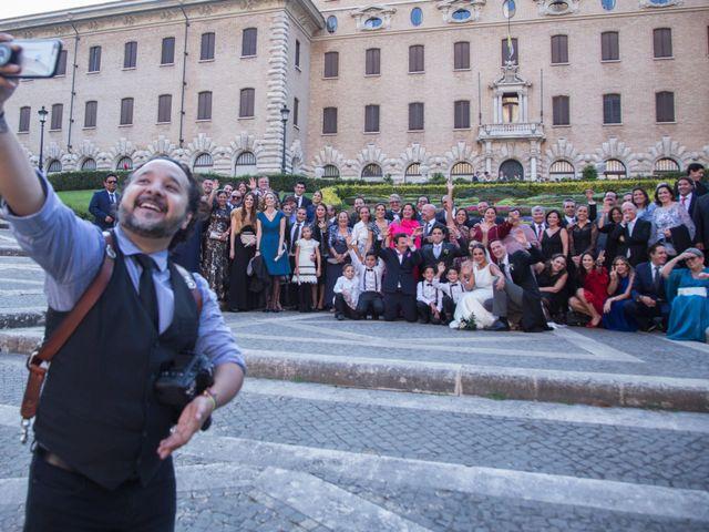 Il matrimonio di Joseph e Pilar a Roma, Roma 31