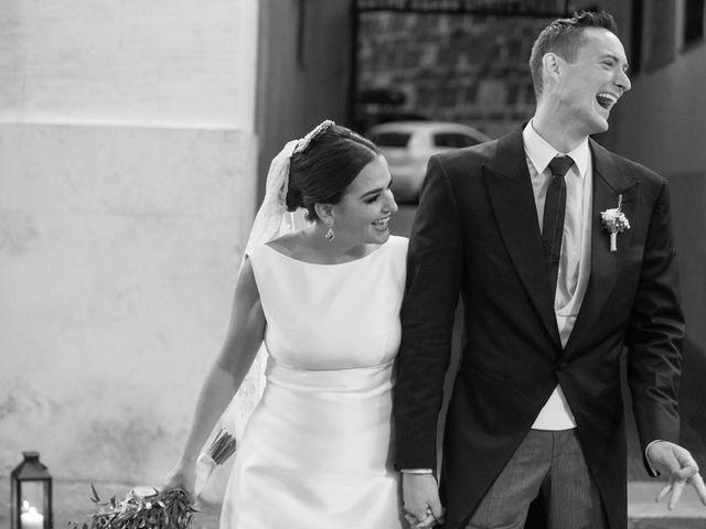 Il matrimonio di Joseph e Pilar a Roma, Roma 33