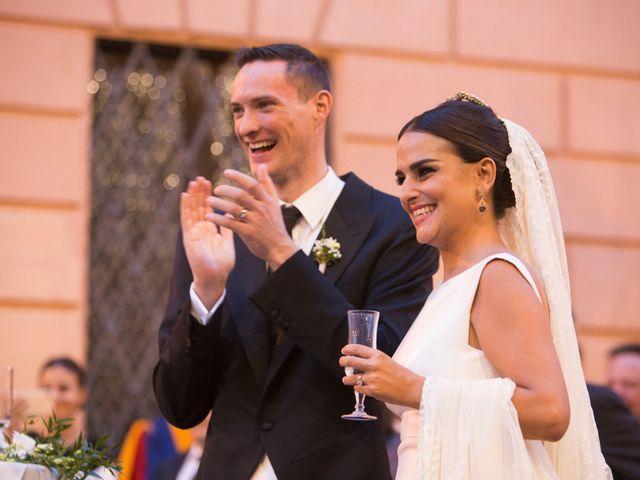 Il matrimonio di Joseph e Pilar a Roma, Roma 37