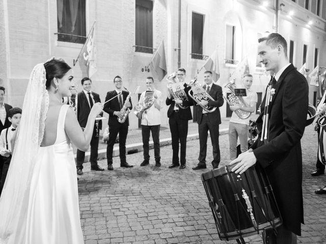 Il matrimonio di Joseph e Pilar a Roma, Roma 44