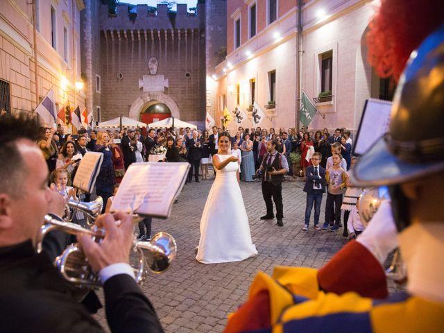 Il matrimonio di Joseph e Pilar a Roma, Roma 45