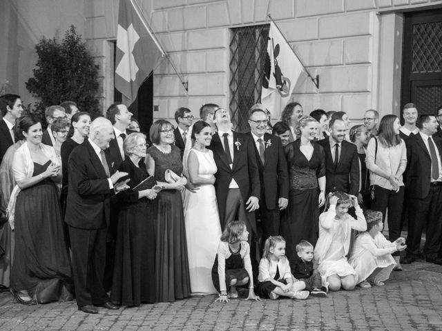 Il matrimonio di Joseph e Pilar a Roma, Roma 47