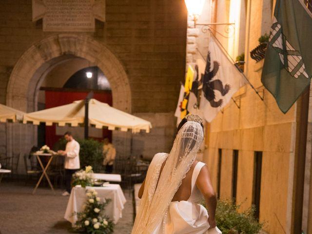 Il matrimonio di Joseph e Pilar a Roma, Roma 49