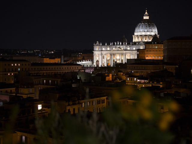 Il matrimonio di Joseph e Pilar a Roma, Roma 63