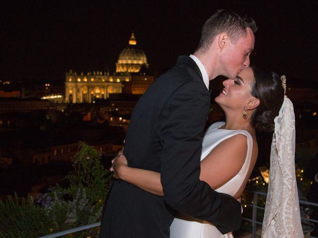 Il matrimonio di Joseph e Pilar a Roma, Roma 67