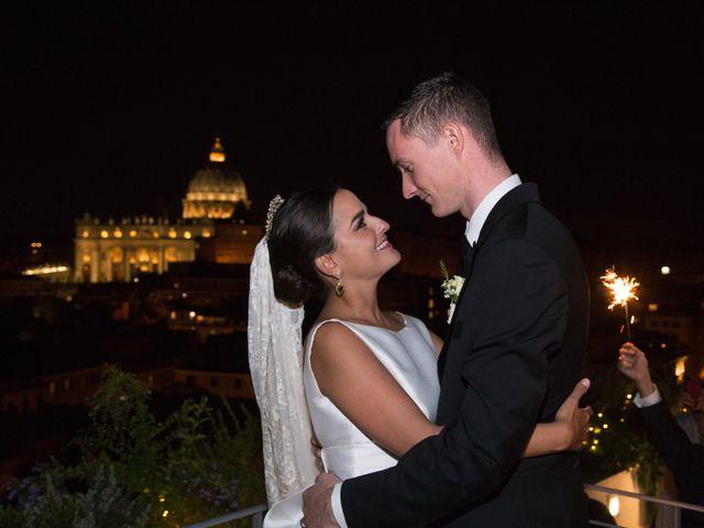Il matrimonio di Joseph e Pilar a Roma, Roma 2