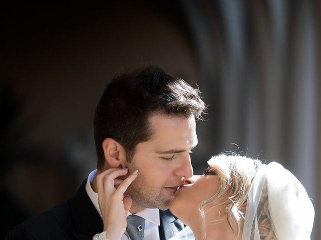 Il matrimonio di Marzia e Giuseppe a Grottaferrata, Roma 6