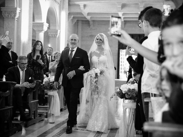 Il matrimonio di Marzia e Giuseppe a Grottaferrata, Roma 9