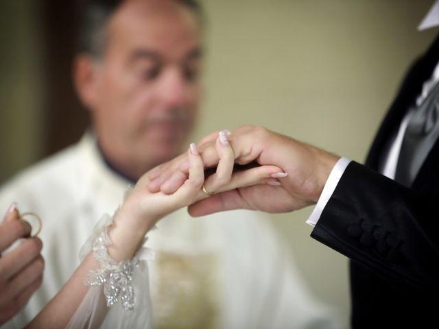 Il matrimonio di Marzia e Giuseppe a Grottaferrata, Roma 11