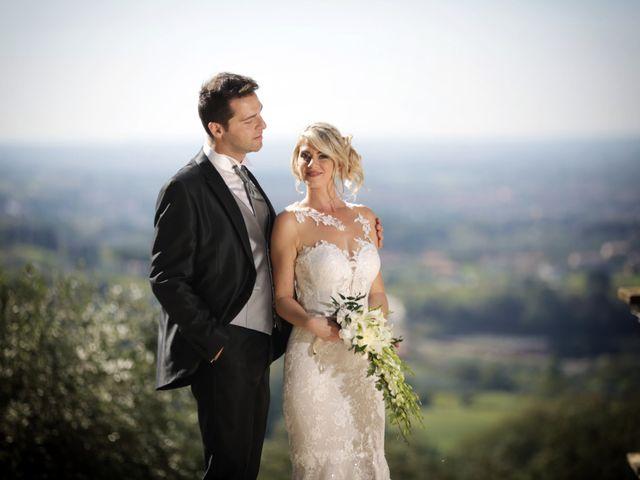 Il matrimonio di Marzia e Giuseppe a Grottaferrata, Roma 13