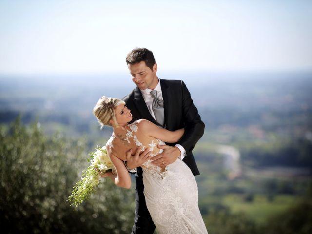 Il matrimonio di Marzia e Giuseppe a Grottaferrata, Roma 14