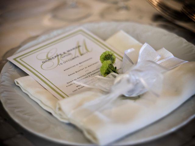Il matrimonio di Marzia e Giuseppe a Grottaferrata, Roma 19