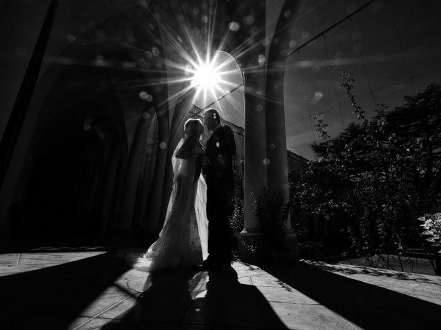 Il matrimonio di Marzia e Giuseppe a Grottaferrata, Roma 20