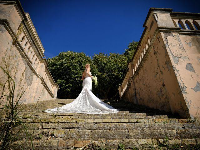 Il matrimonio di Marzia e Giuseppe a Grottaferrata, Roma 23