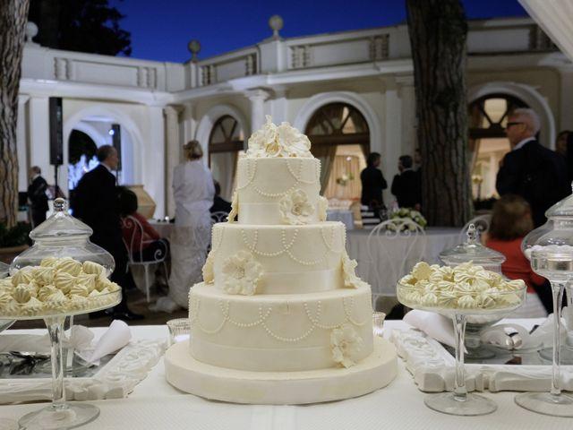 Il matrimonio di Marzia e Giuseppe a Grottaferrata, Roma 25