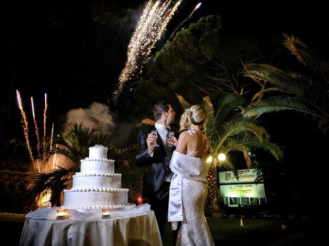 Il matrimonio di Marzia e Giuseppe a Grottaferrata, Roma 26
