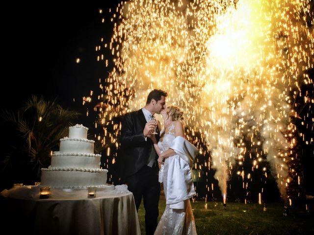 Il matrimonio di Marzia e Giuseppe a Grottaferrata, Roma 27