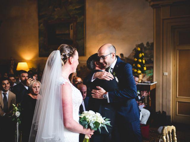 Il matrimonio di Gianluca e Natascha a Lucca, Lucca 13