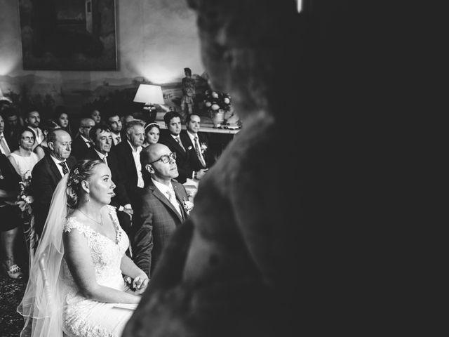Il matrimonio di Gianluca e Natascha a Lucca, Lucca 16