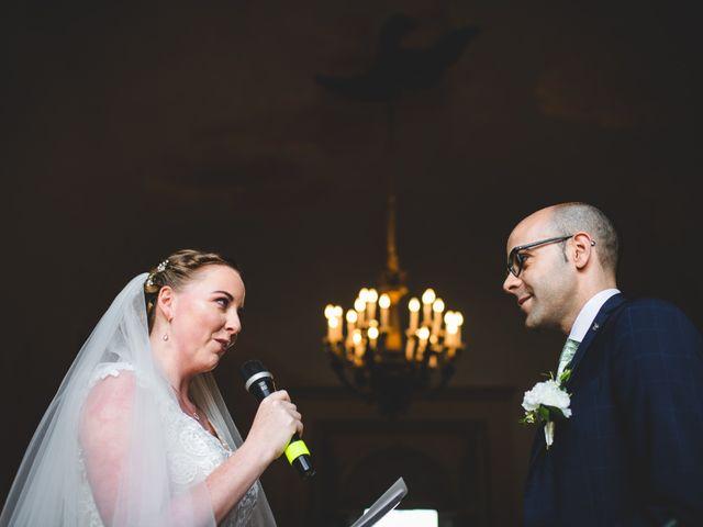 Il matrimonio di Gianluca e Natascha a Lucca, Lucca 21