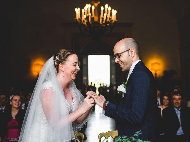 Le nozze di Natascha e Gianluca