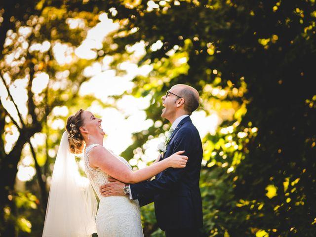 Il matrimonio di Gianluca e Natascha a Lucca, Lucca 23