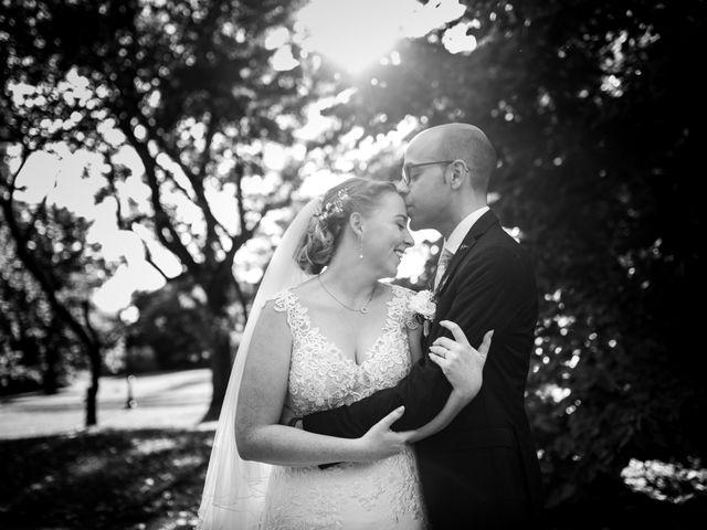 Il matrimonio di Gianluca e Natascha a Lucca, Lucca 28