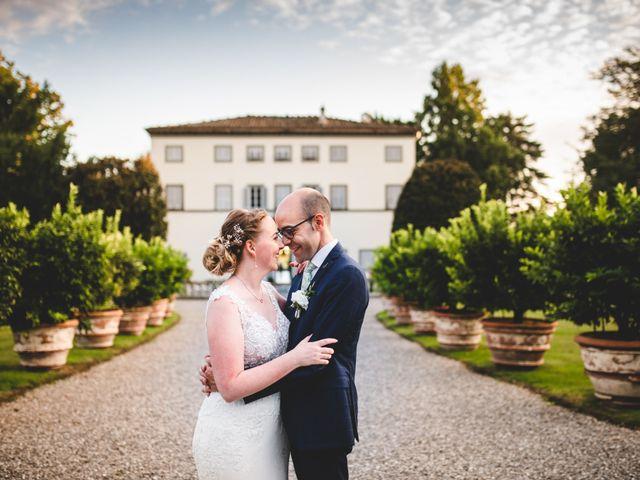 Il matrimonio di Gianluca e Natascha a Lucca, Lucca 30