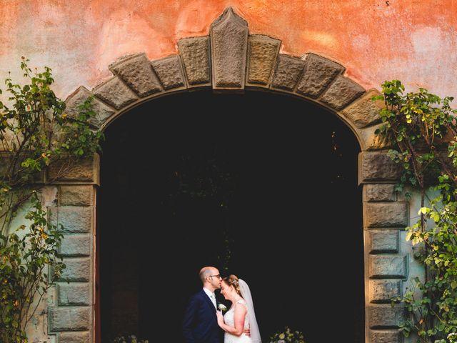 Il matrimonio di Gianluca e Natascha a Lucca, Lucca 31