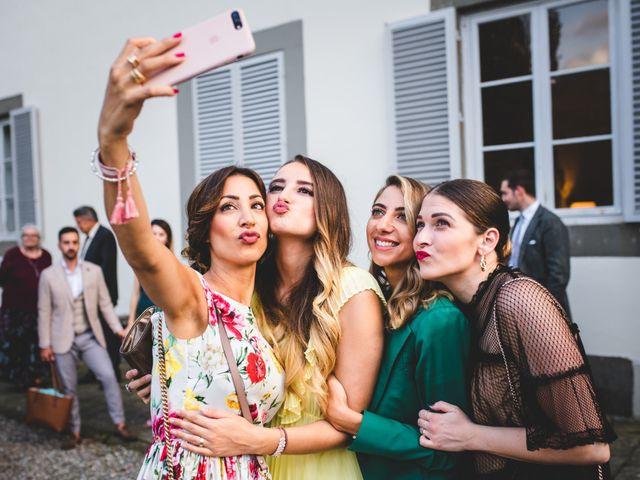 Il matrimonio di Gianluca e Natascha a Lucca, Lucca 38