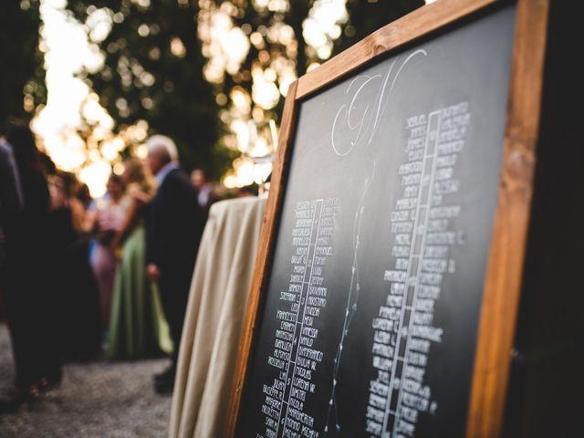 Il matrimonio di Gianluca e Natascha a Lucca, Lucca 39