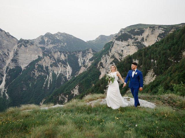 Le nozze di Gregory e Victoria