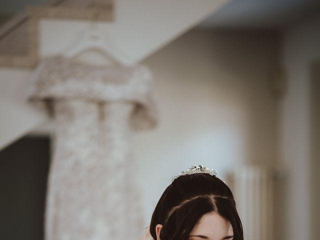 Il matrimonio di Matteo e Guendalina a Barberino Val d'Elsa, Firenze 5