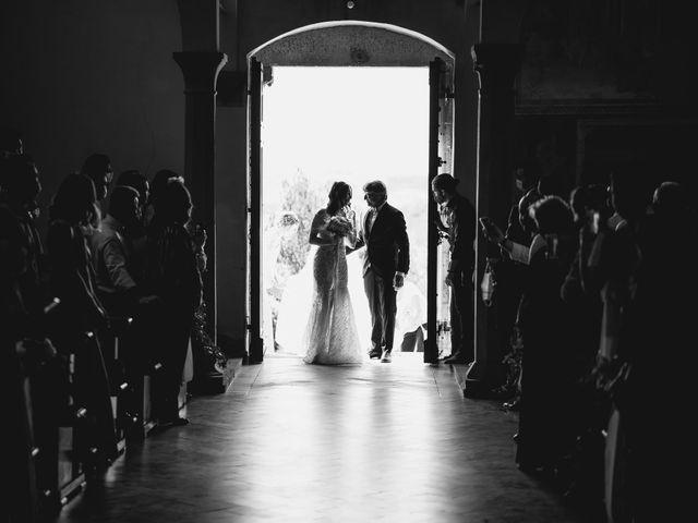 Il matrimonio di Matteo e Guendalina a Barberino Val d'Elsa, Firenze 8